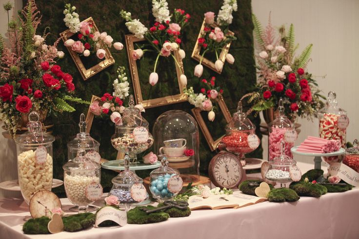Alice in Wonderland - Style My Celebration