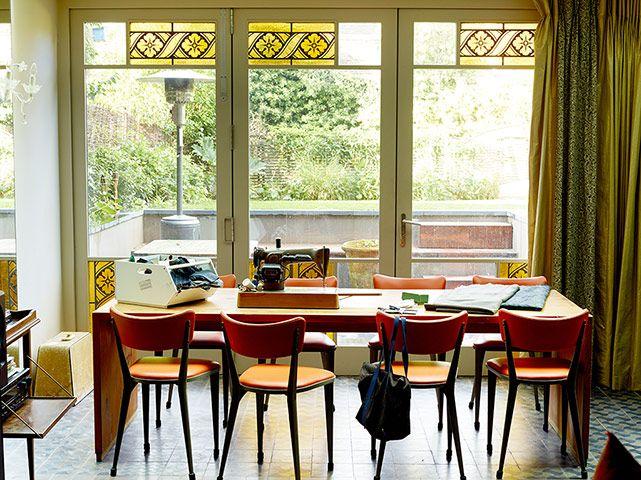 interior design fabrics - Interior design ideas: In with the old - in pictures
