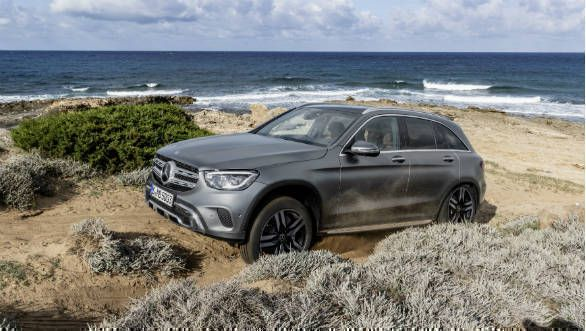 2020 Mercedes Benz Glc Suv Facelift Launched In India At Rs 52 75