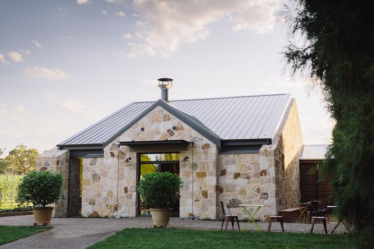 An astonishing and inspiring space, our Cellar Door is a destination in itself. Built from locally-sourced stone with pitched timber ceilings, steel beams and extensive use of glass, the structure has been architecturally engineered to become an extension of the vineyard.