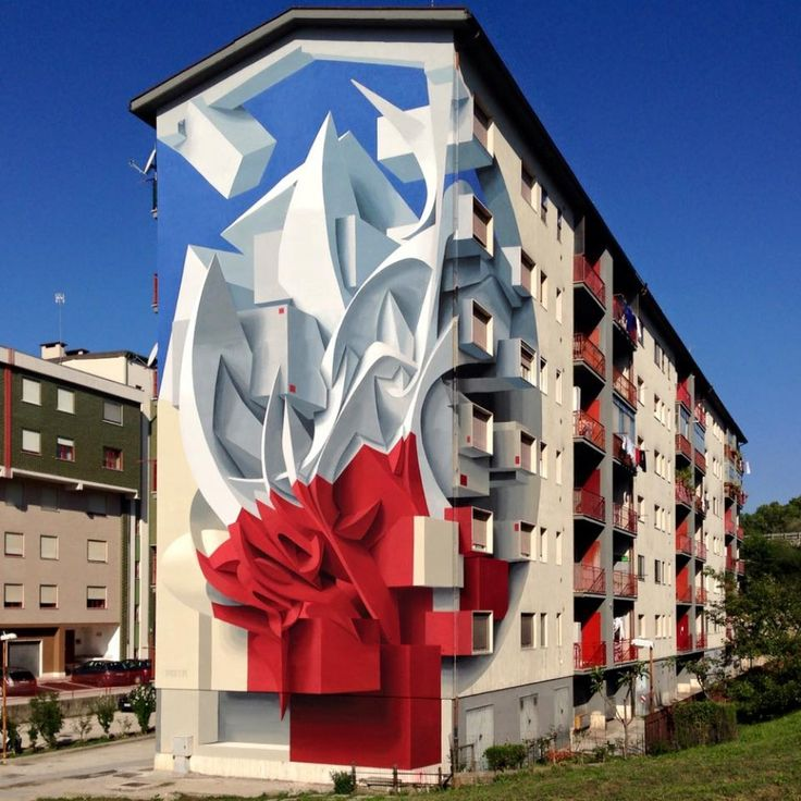 25Phenomenal Pieces ofStreet Art That Give aTotally Different View ofThis World