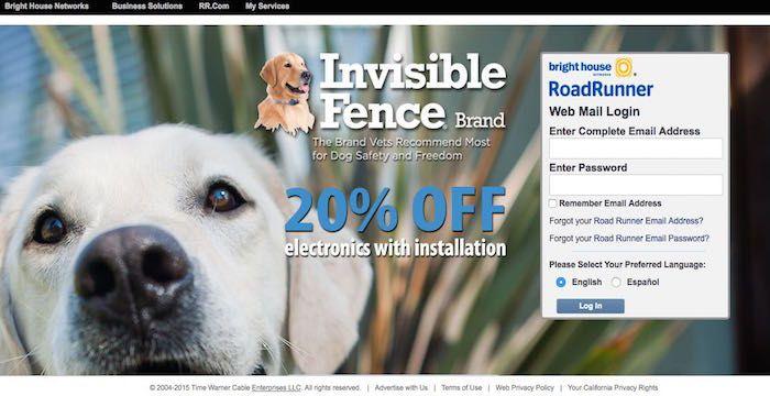 brighthouse webmail tampabay login