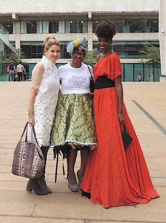 NYFW september 2014 designers and models..