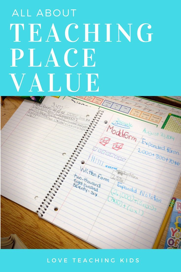 171 best Place Value images on Pinterest | 4th grade math, Place ...