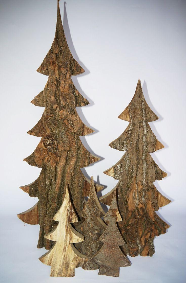 tanne-rustikal, gr. 1, höhe 18 cm, holzdeko | holzliebe