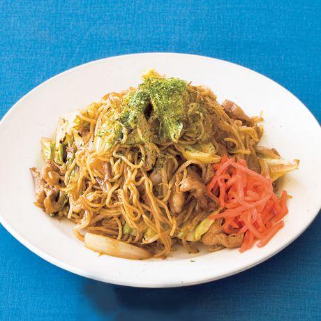 王道ソース焼きそば | コウケンテツさんの焼きそばの料理レシピ | プロの簡単料理レシピはレタスクラブニュース