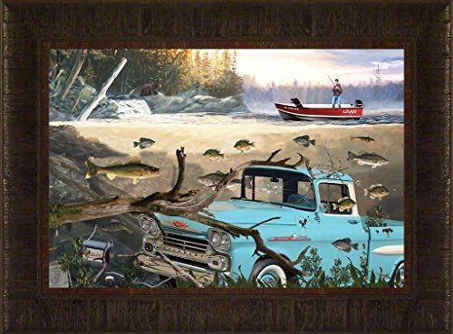 88 best northwoods fishing framed art images on pinterest for Apache lake fishing