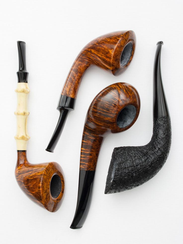 Introducing Andreas Bennwick plus new pipes from Chris Asteriou and Mark Price on site now at Smokingpipes.com.