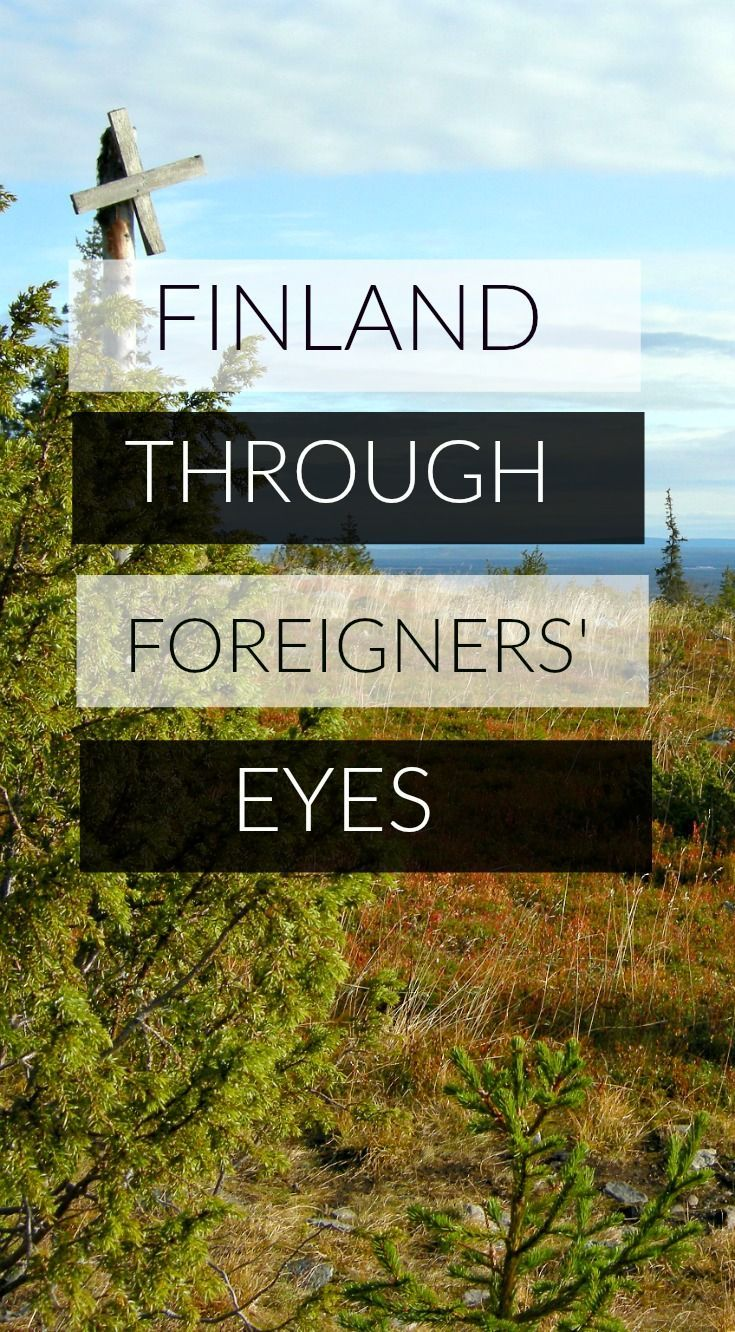 Every nation has some stereotypes sociated to them, some true some not. I decided to find out what some fellow travel bloggers think of Finland. Some of them have visited Finland and some not! Find out what they have to say! http://deniahania.wixsite.com/deniahania/single-post/2016/09/04/Finland-Through-Foreigners-Eyes
