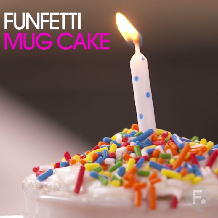 Funfetti Mug Cake                                                                                                                                                                                 More