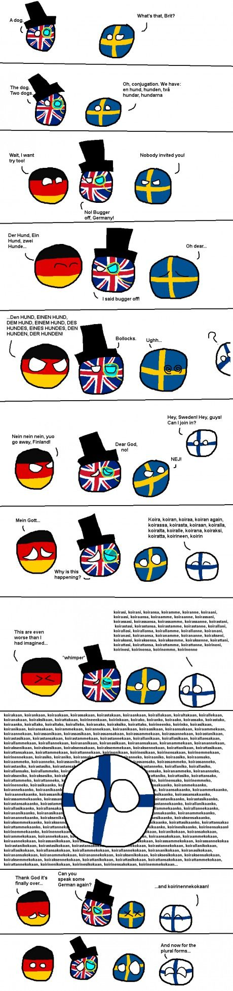 Finnish is terrifying and amazing at the same time.