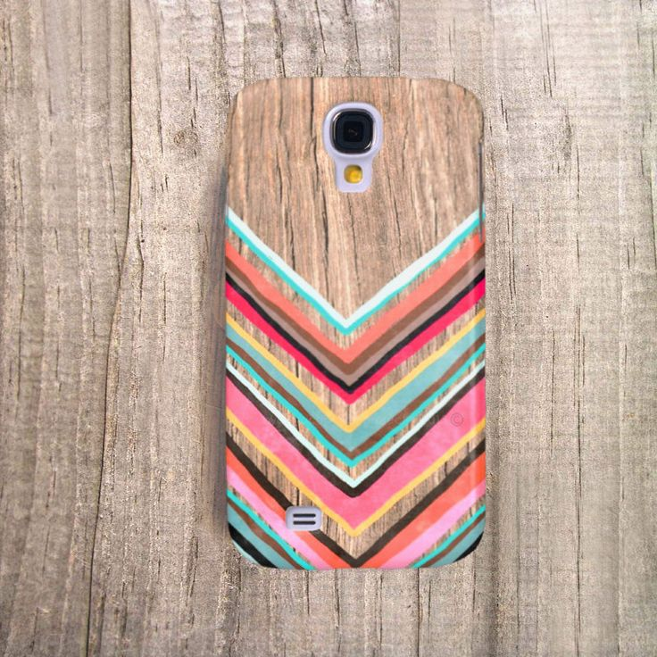 FALL Galaxy S4 Case Chevron Galaxy S4 Case Samsung by casesbycsera, $23.99 love even though I don't have one