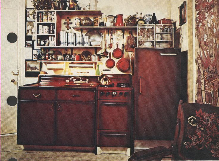 Better Homes And Gardens Decorating Book, Is It Odd That I Find This Kitchen  Somewhat Charming?