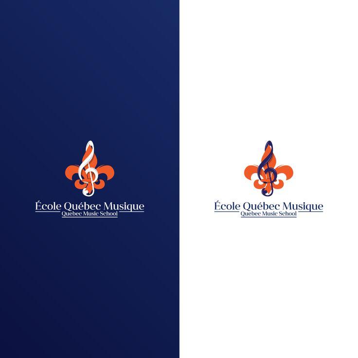 logo design by mergestudio for super cool music school logo design music