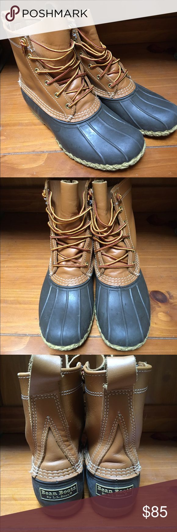 L.L. Bean boots Nearly new. Worn half a dozen times and in fantastic condition L.L. Bean Shoes Winter & Rain Boots
