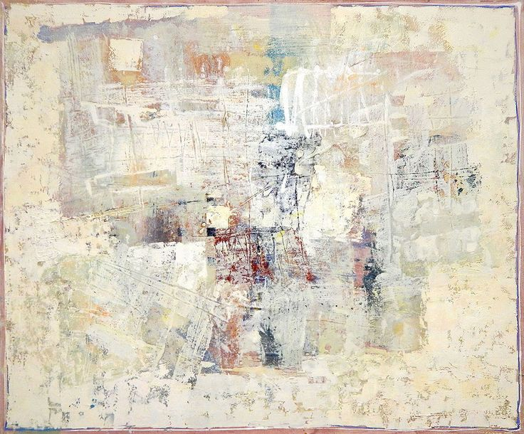 Mirage 100x120 cm Abstract Art Large Canvas Oil Available Painting art for sale abstraction abstract white beige light color