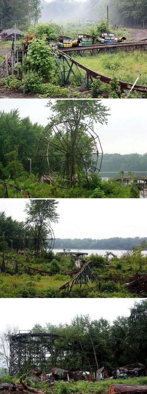 Abandoned Chippewa Lake Park, Ohio – Rachelle