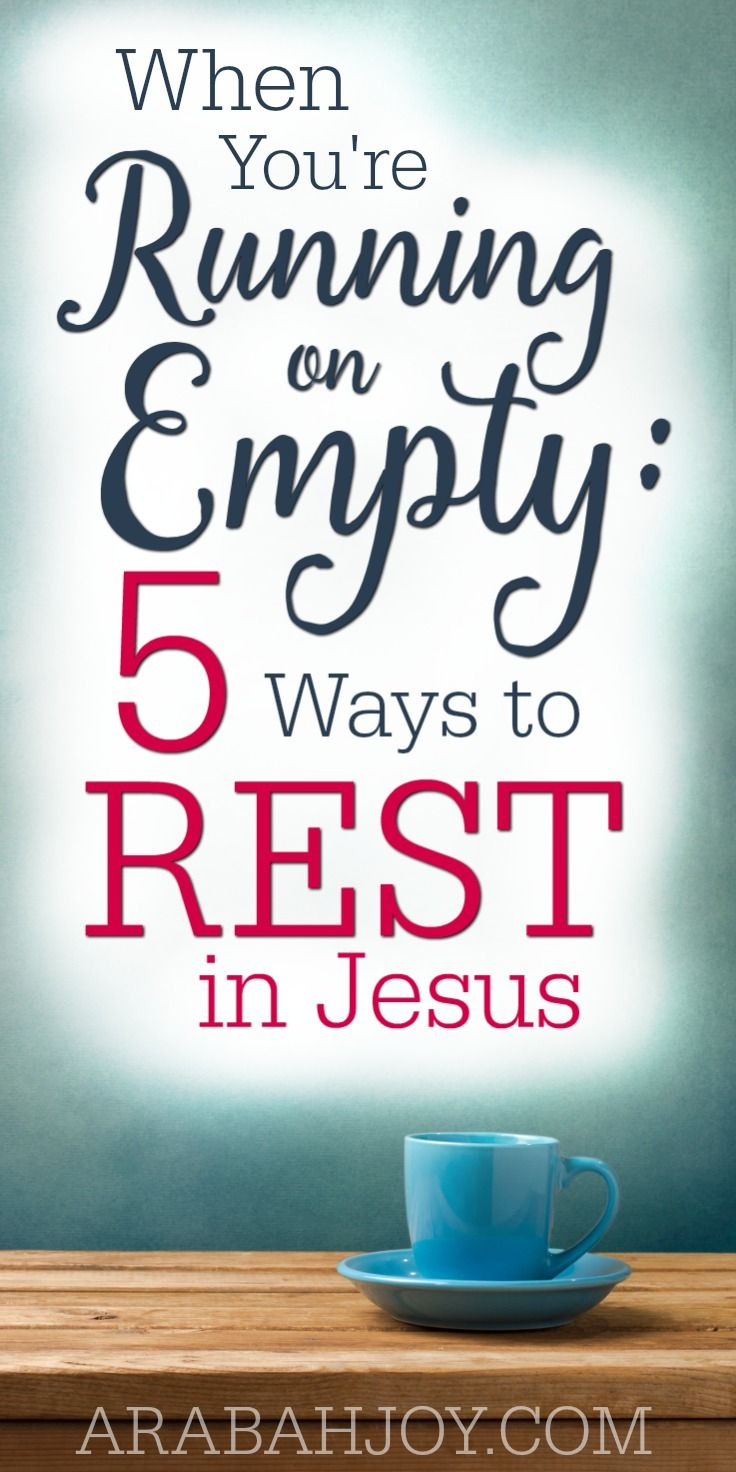54 best pressing pause images on pinterest cameron bure christian 5 ways to rest with jesus daily devotionaljesus fandeluxe Choice Image