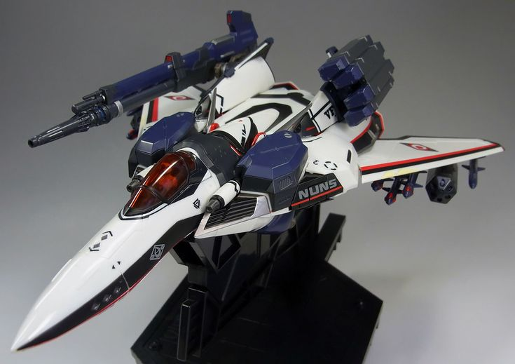 Bandai DX Chogokin VF-171EX Nightmare Plus EX [Alto Saotome] for Armored parts review / gum toy store