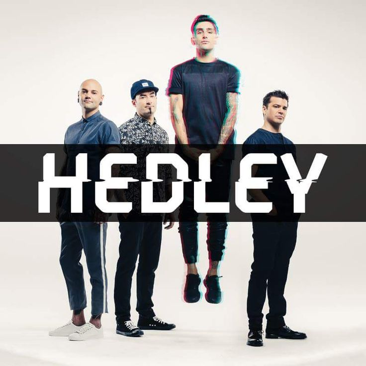 Hedley Hello LP6 November 6th!! Cannot wait!!