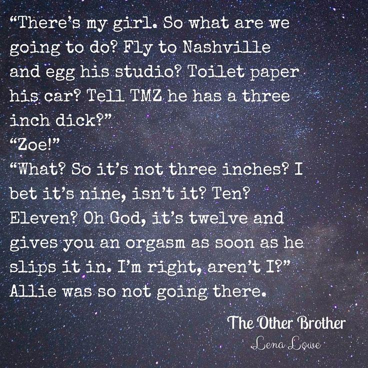 #meetzoe #hilariouspottymouthbestie #theotherbrother #lenalowe