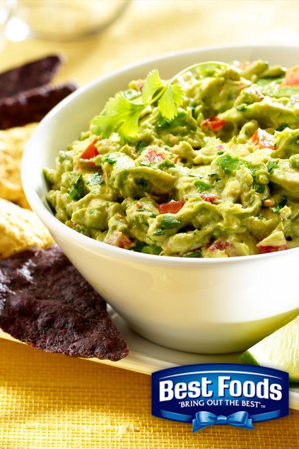 how to make creamy guacamole dip