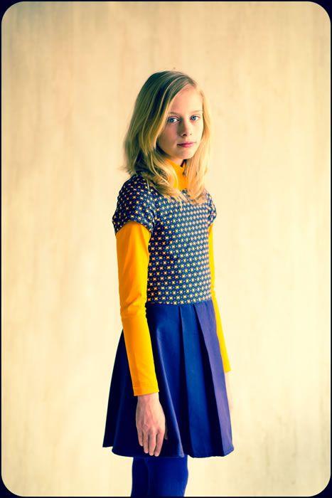 Strass jurk