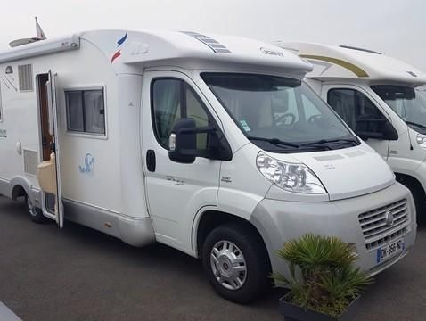 Camping Car Occasion Joint Autres Fiat Ducato 2 3l 130cv 27900 Euros 125400