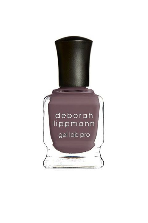 Everything's coming up roses at Deborah Lippmann with its latest Bed of Roses Collection—this shade has hints of plum and mauve in it for a more mysterious shade of nude.   Deborah Lippmann Nail Polish in Lay Lady Lay, $20  BUY IT: deborahlippmann.com.