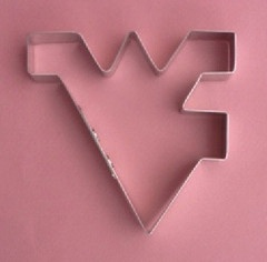Flying WV Cookie Cutter | Products I Love | Pinterest ...