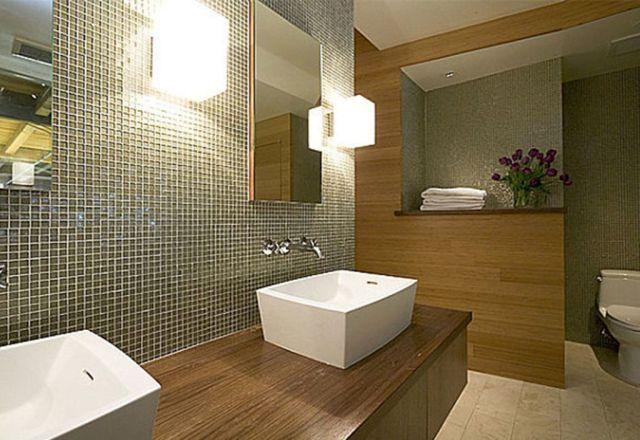 39 Stunning Contemporary Bathroom Lighting Small Bathroom Interior Modern Bathroom Modern Small Bathrooms