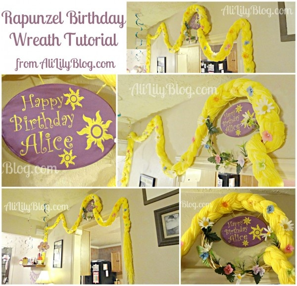 43 Best Images About Shelby's Tangled 4th Birthday Party
