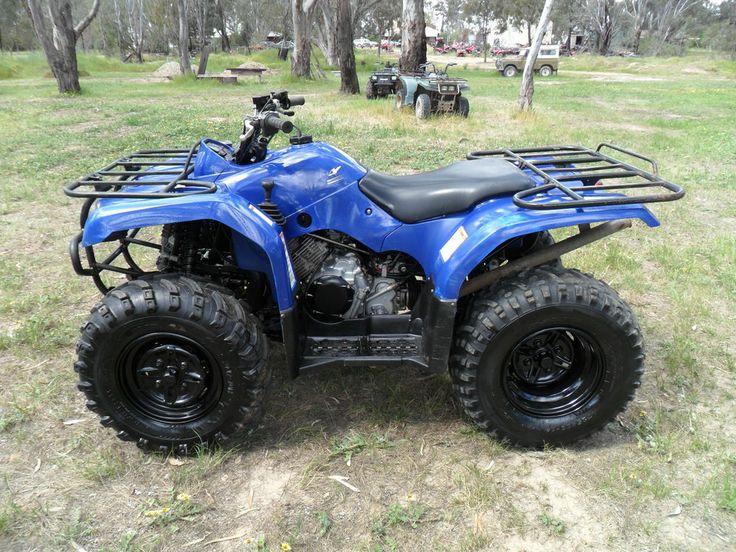 Yamaha Grizzley 350 2X4. 2011