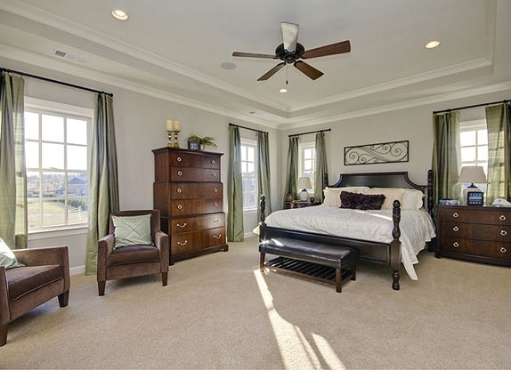 Model home furniture nashville tn