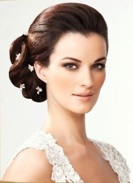 http://www.staceyhannandesigns.com/small-mother-of-pearl-daisy-flower-wedding-hair-pin/
