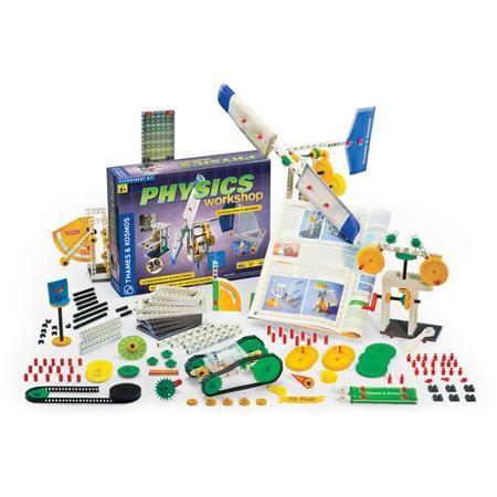 Thames & Kosmos Physics Workshop Science Experiment Kit - Walmart.com
