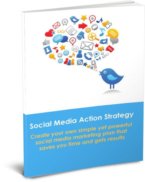 Create your own social media marketing plan, just for small businesses.