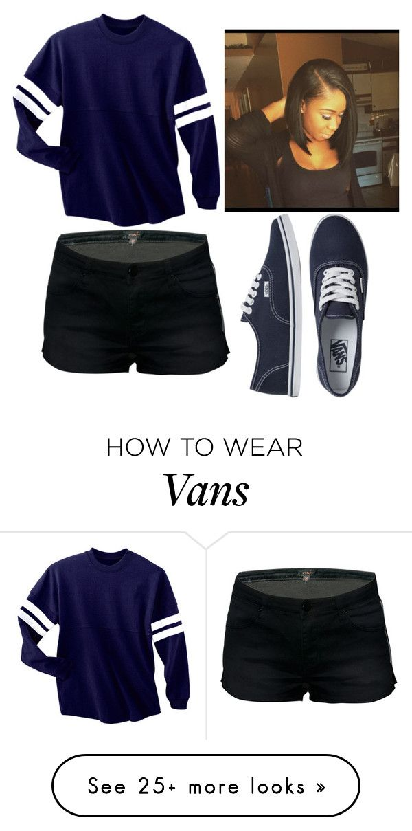 """Untitled #293"" by hopecobb on Polyvore featuring Vans"