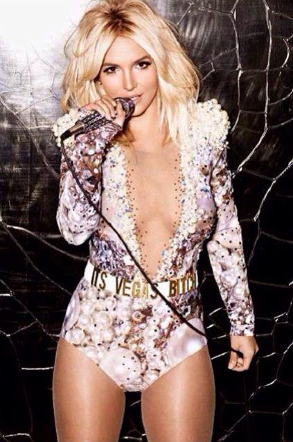 Britney Jean, Vegas!
