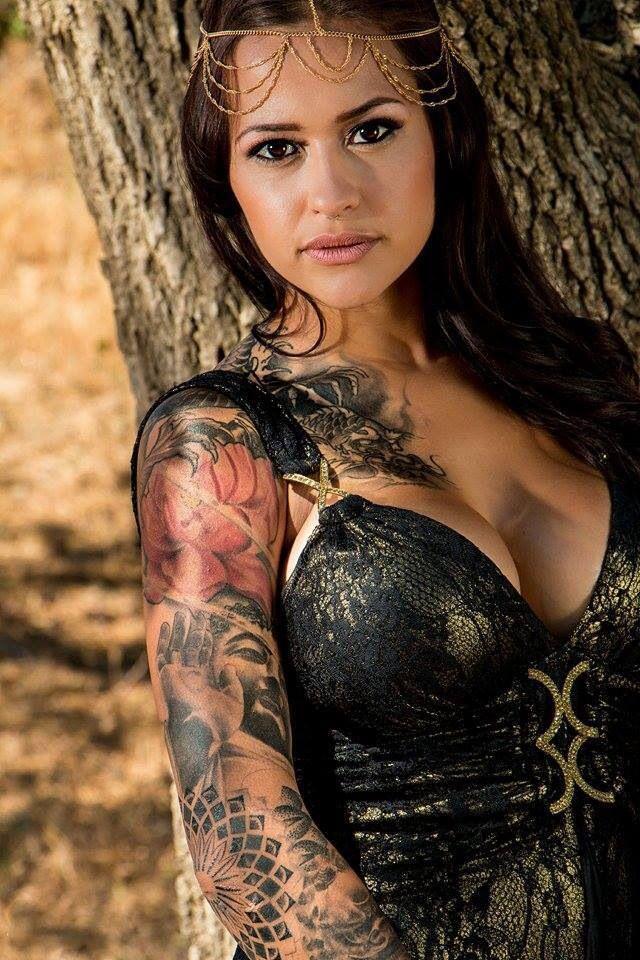 Those Asian dragon tatoos awesome