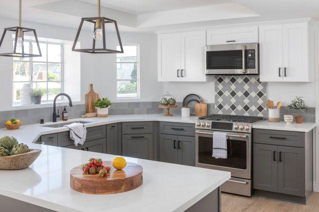 Top Colors And Materials For Counters Backsplashes And Walls Remodelacao Da Cozinha Reforma Cozinha Pequena Designs De Cozinha