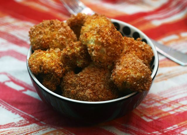 "Indian Spiced ""Popcorn"" Cauliflower"