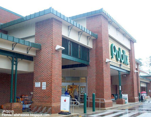 TALLAHASSEE Florida Leon Co. State University Restaurant Hospital Government Dept.Phone Bank Hotel: PUBLIX TALLAHASSEE FLORIDA  Publix Grocery Store F...