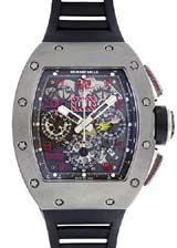 最高級リシャールミルスーパーコピー リシャールミル時計コピー RM011 FELIPE MASSA ANUALCALENDER FLYBACK CHRONOGRAPH