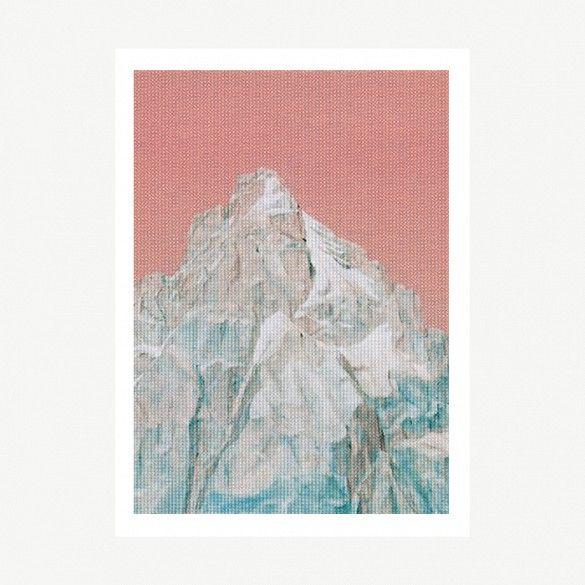 The 20 Best Places to Buy Art Online Orange Peak / Violet Peak