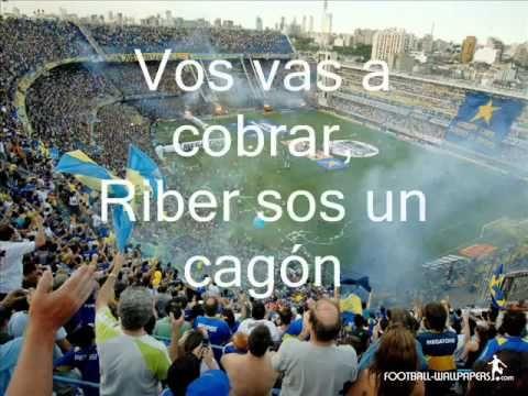 Canciones de Boca Juniors I   Jugador nº 12 con letra)