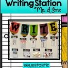 This 185 page Ultimate Writing Station is absolutely LOADED with all kinds of new writing stations that are hard to find. This is a one of a kind c...