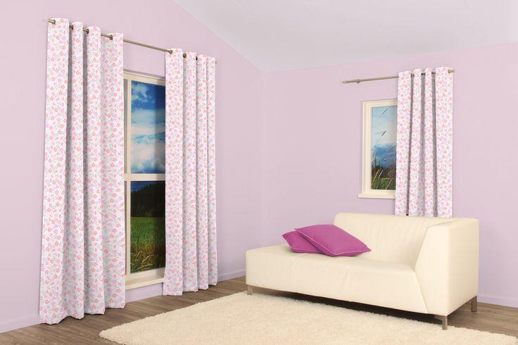 Meer dan 1000 idee n over meisjes slaapkamer gordijnen op pinterest meisjes gordijnen - Meisje romantische stijl slaapkamer ...