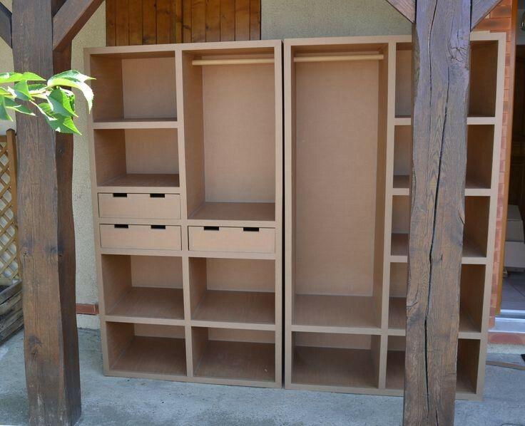 1065 best muebles de cart n images on pinterest muebles for Muebles artesania