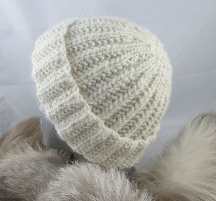Alpaca Hat - pinned by pin4etsy.com
